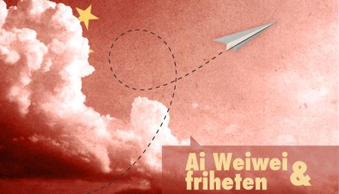 Ai Weiwei og frihetens konsept