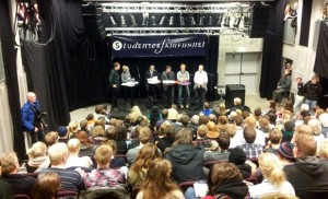 Aggressiv debatt om innvandringskritikk
