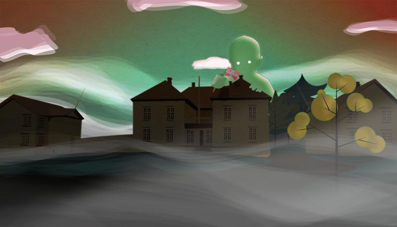 illustrasjon: Håvarrd Legreid