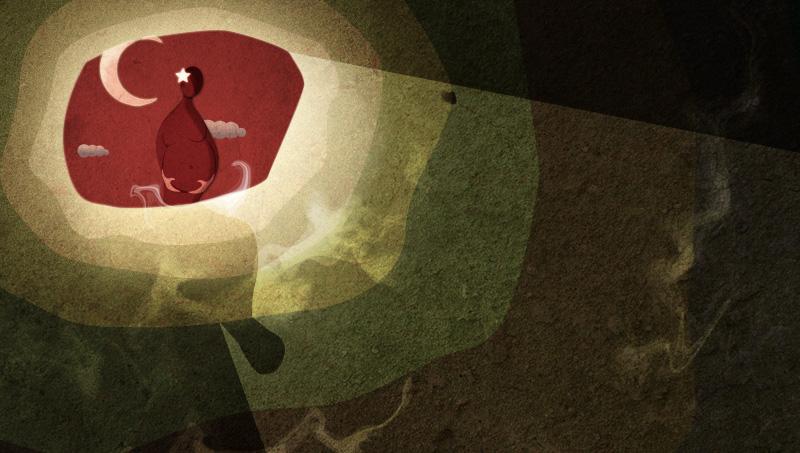 illustrasjon: Håvard Legreid