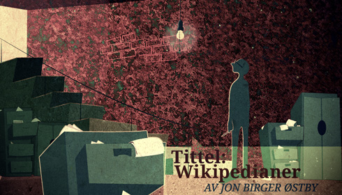 Rapport fra en «Wikipedian in residence»