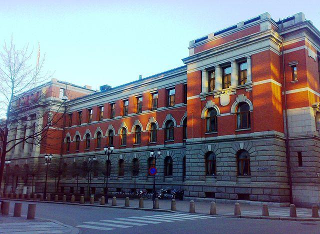 Høyesteretts bygning i Oslo (foto: Wikimedia Commons. CC: by-sa)