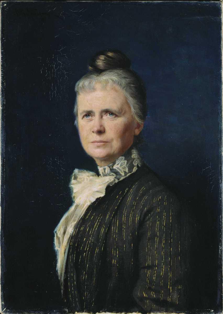 Ragna Nielsen (foto: Digitalt Museum, CC: by-sa)