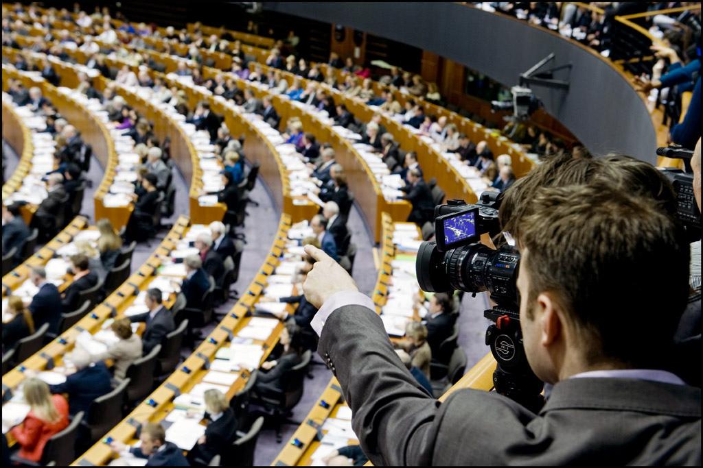 Plenumsmøte i EU-parlamentet i Brussel (foto: Europan Parliament, CC: by-nc-nd)