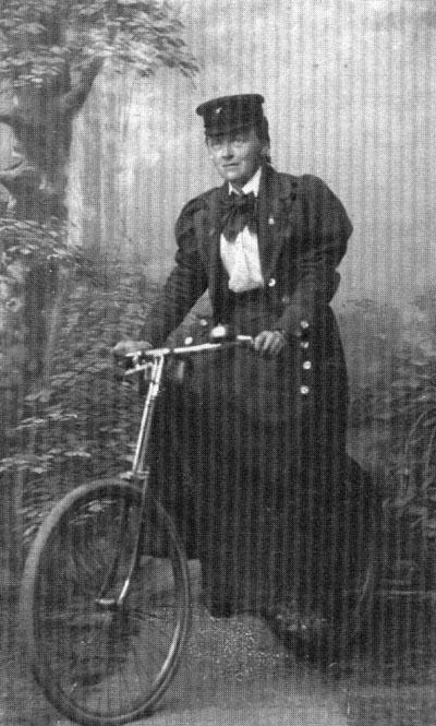 Betzy Kjelsberg (1866-1950)