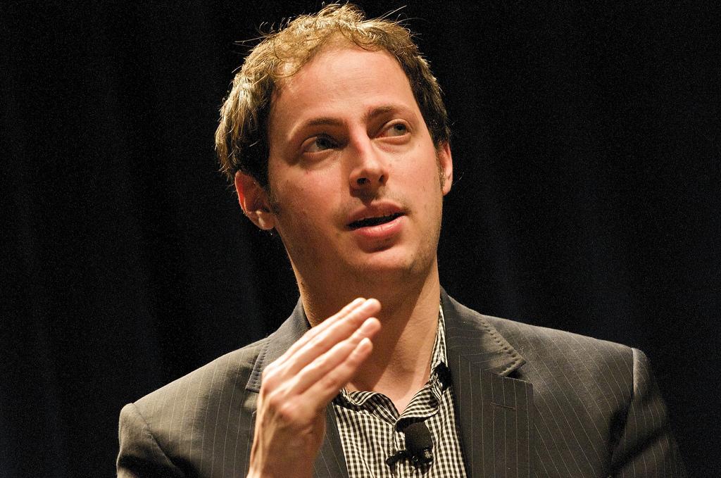 Nate Silver - ekspert på valgprediksjon (foto: JD Lasica, socialmedia.biz CC:by-nc)