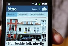 Smarttelefonen: Stadig viktigere medieplattform