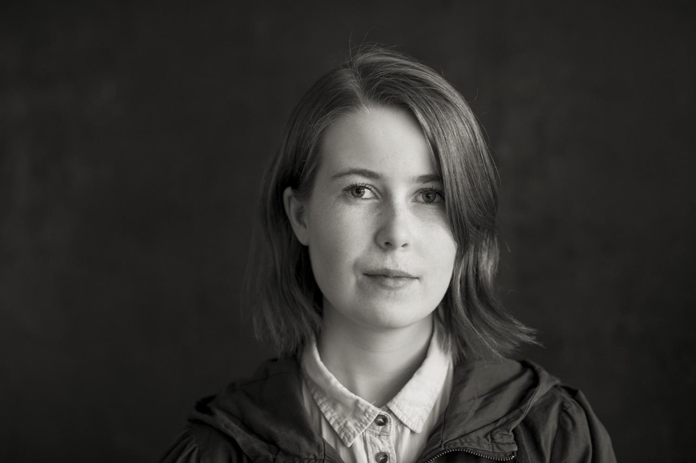 Eline Lund Fjæren, romandebutant. (Foto: Finn Ståle Felberg).