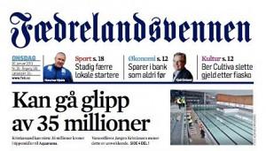 Schibsted-avisene: Mer nærsynte, men ingen ensretting