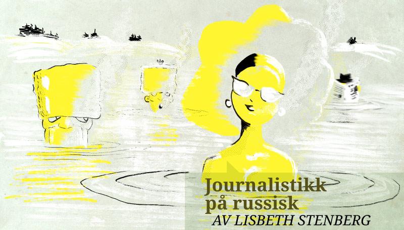 Russland: Hei og farvel til ytringsfridomen?