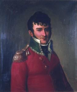 Sorenskriver Christian Magnus Falsen (1782–1830) utarbeidet sammen med Johan Adler utkastet til Grunnloven som ble vedtatt 1814. Ettertiden har gitt han hedersnavnet Grunnlovens Far.
