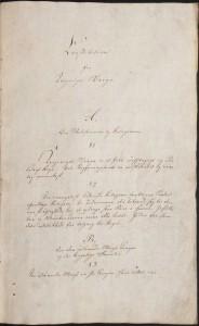 Digital utgave av den originale 17. mai-grunnloven fra 1814. Klikk på bildet for å se hele dokumentet i PDF-versjon.