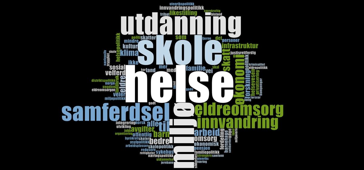 Medborgerpanelet leverte rapport til Helseprioriteringsutvalget om hva innbyggerne i Norge mener om prioritering i helsesektoren. (ill: John Ivar Roaldset)