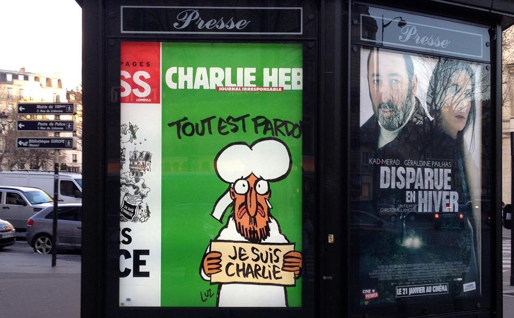 Charlie Hebdo: En fransk historie