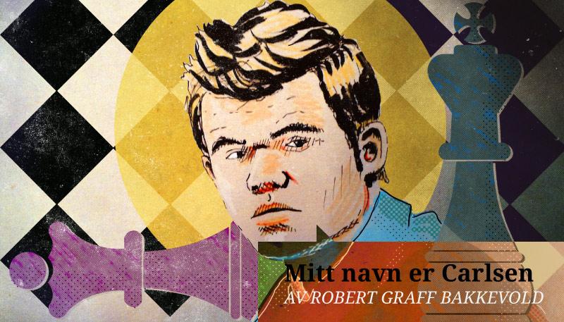 Sportsmannen idress: Konstruksjonen av Magnus Carlsen