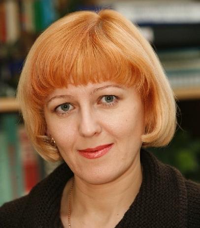 Valentyna Samar, prisbelønt ukrainsk journalist fra Krim-halvøya (foto: Fritt Ord)