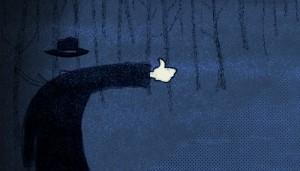 2015: Facebook og mediene