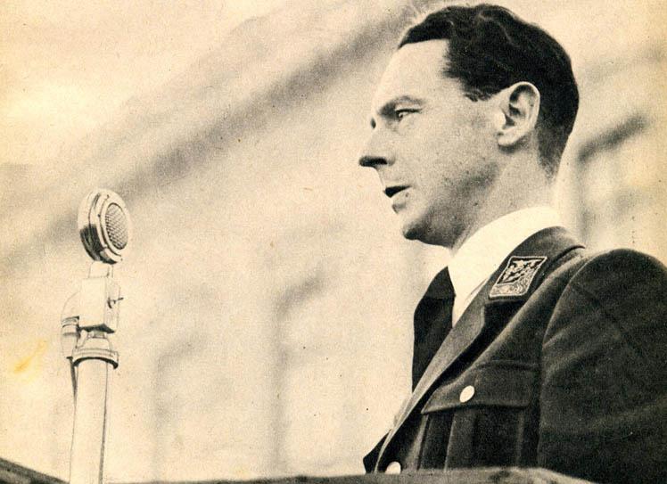 Gulbrand Lunde betegnes som den fremste nasjonalistiske ideologen i NS.