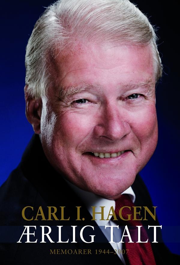"""Ingen politiker skriver mer, forarget men også anerkjennende, om journalister og medier i sine memoarer som Carl I. Hagen. """"Ærlig talt"""" ble gitt ut i 2007."""