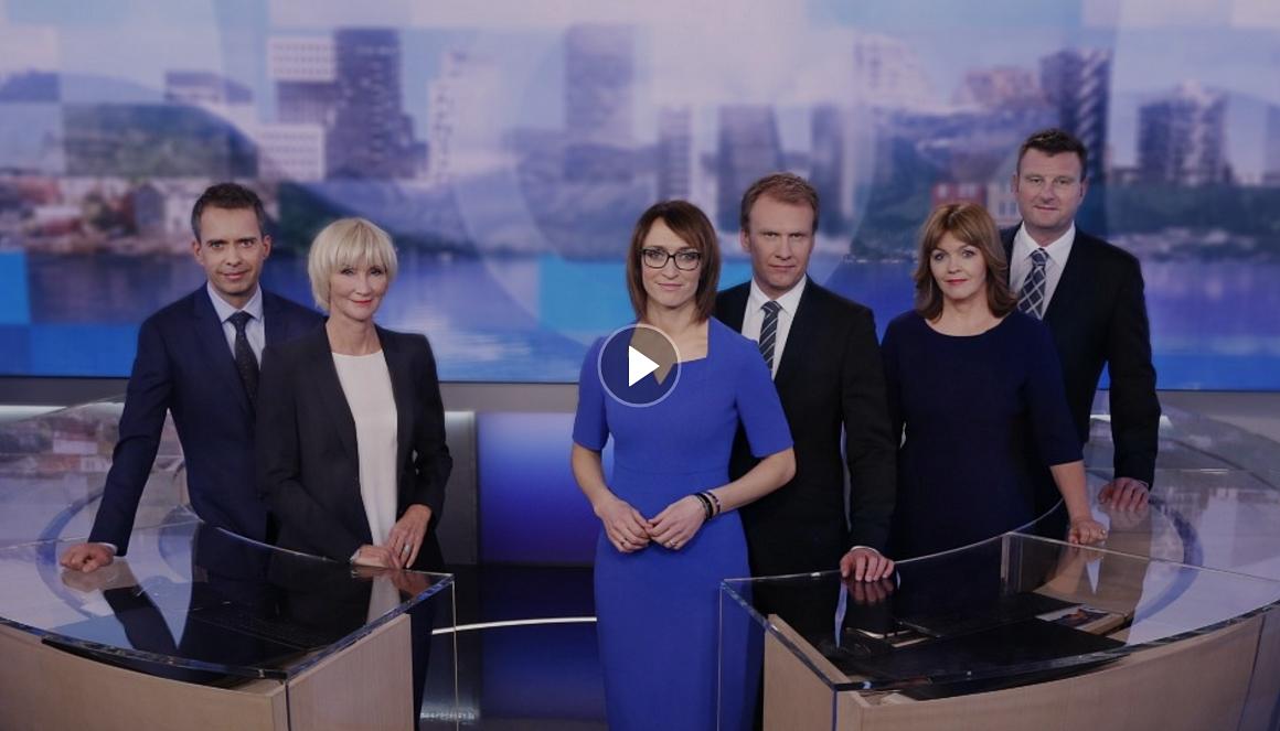 På tv.nrk.no kan NRKs nyheter spilles av - men kan lisensordningen fortsatt betale gildet? (foto: skjermbilde fra tv.nrk.no)