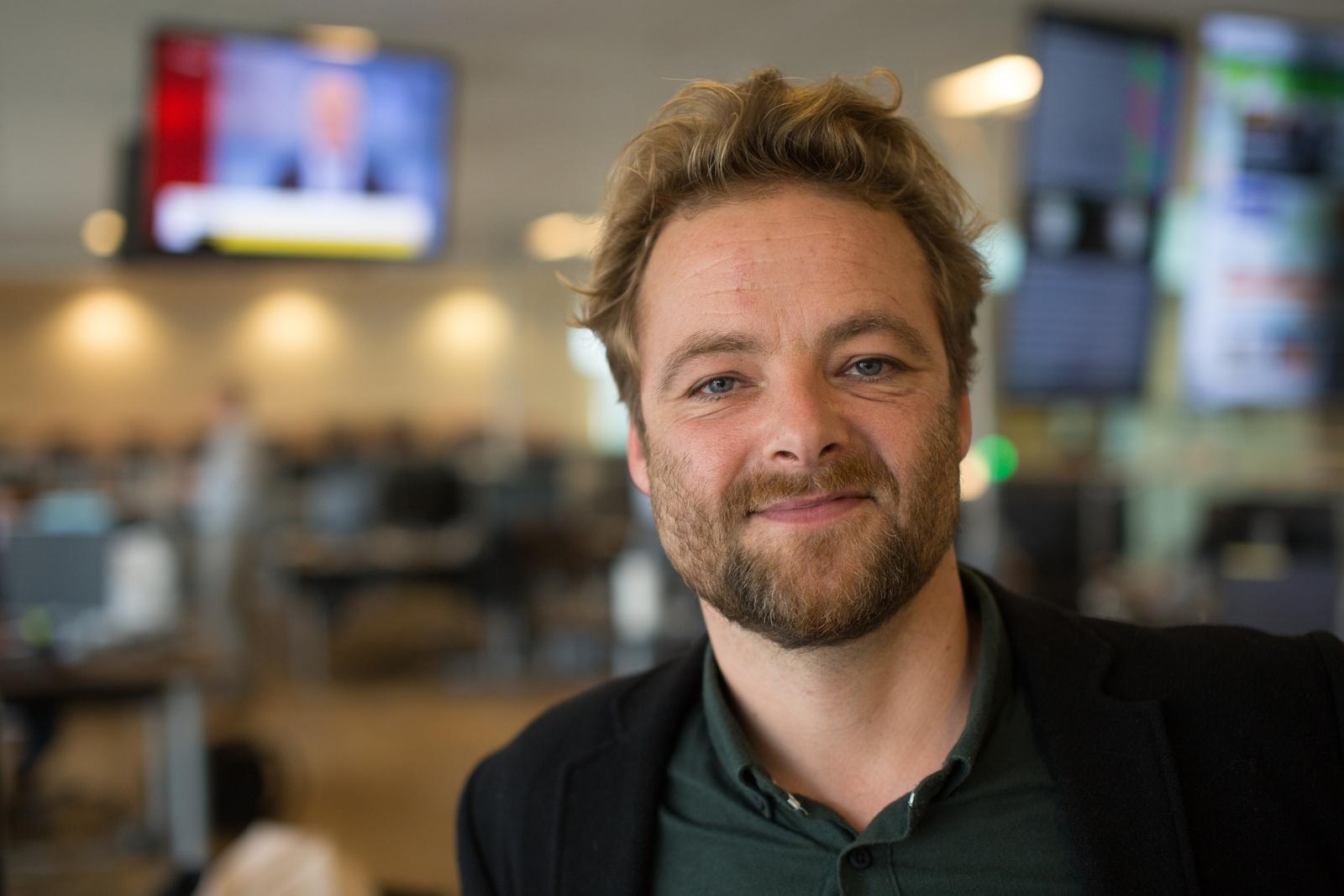 Medieforskningen har undersøkt og påvist medienes sosiale betydning løpende siden 1945, men mediehusene har vendt ryggen til denne kunnskapen, sier Søren Schultz Jørgensen. (foto:  Michael Yde Katballe, Syddansk Universitet).
