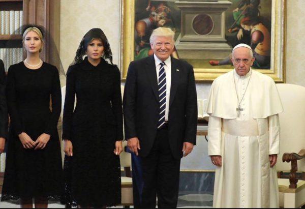 Grøss og gru i Vatikanet