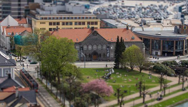 Bibliotek som infrastruktur for offentlighet