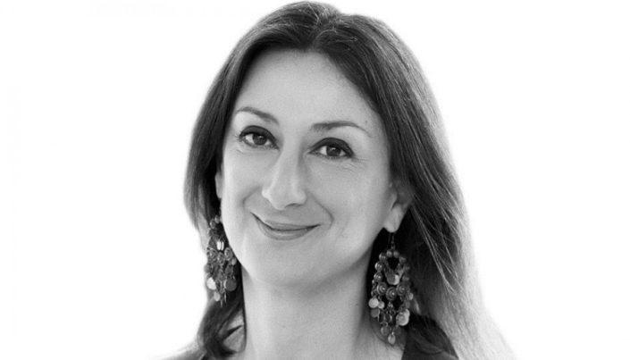 International press freedom groups condemn killing of Maltese investigative journalist
