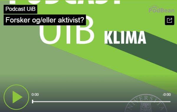 Forsker og/eller aktivist? (podkast)