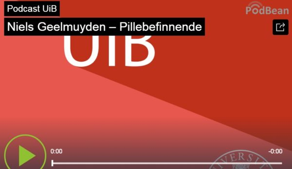 Niels Chr. Geelmuyden: Pillebefinnende (podkast og video)