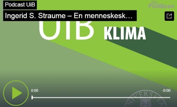En menneskeskapt virkelighet: Klimaendringer og handling (podkast)