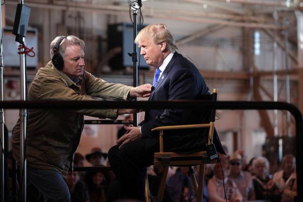 Trump og media: naturlige motstandere og drømmepar