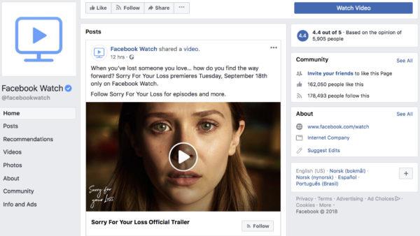 Ukens medienyheter: Mobilforbud, Facebook Watch og bokbransjen