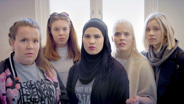 Den demokratiske hijaben?